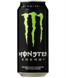 Energético Monster Lata 473ml com  06 unidades