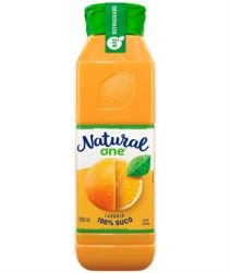 Suco Natural One Laranja Pet 900ml Linha Ambiente