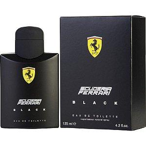 Ferrari Black Scuderia - Eau de Toilette - Perfume Masculino