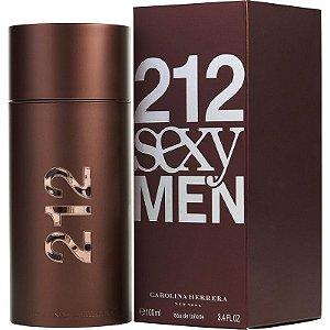 Carolina Herrera 212 Sexy Men - Eau de Toilette - Perfume Masculino