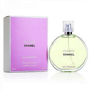 Chanel Chance Eau Fraiche - Eau de Toilette - Perfume Feminino