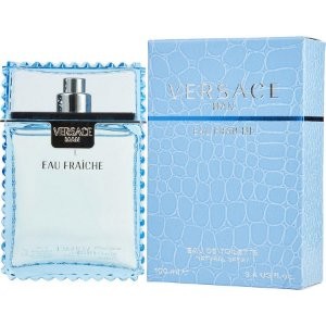 Versace Man Eau Fraîche - Eau de Toilette - Perfume Masculino