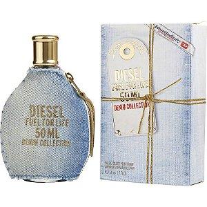 Diesel Fuel for Life Denim - Eau de Toilette - Perfume Feminino
