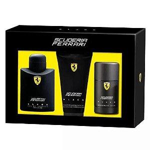 Kit Ferrari Black Scuderia