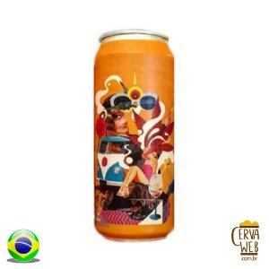 Cerveja Octopus How The West Was Won 473ml