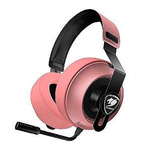 Headset Gamer Cougar Phontum Essential Pink