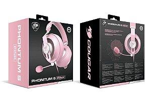 Headset Gamer Cougar Phontum S Pink