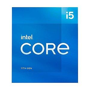 Processador Intel Core i5-11400 Cache 12MB 2.6GHz LGA 1200 11ª Geração