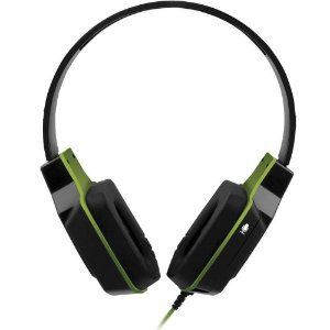 Headset Gamer P2 Preto/Verde Multilaser - PH146