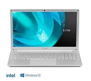 NOTEBOOK ULTRA 15 POL CORE I5 8GB 1TB HDD W-10 PRATA UB521