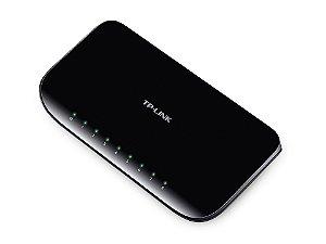 Switch tp-link tl-sg1008d 8portas gigabit 10/100/1000