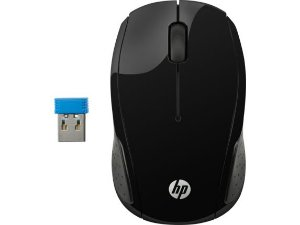 MOUSE SEM FIO HP 200