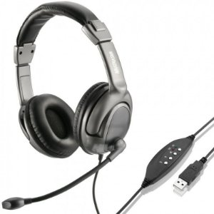 HEADSET MULTIMIDIA USB MULTILASER PH043