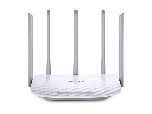 ROTEADOR TP-LINK WIRELESS C60 DUAL BAND AC1350