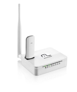 ROTEADOR 3G 150MBPS 1 ANTENA MULTILASER RE072