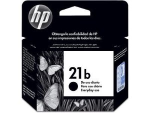 CARTUCHO ORIGINAL HP 21 PRETO EVERY DAY C9351BB