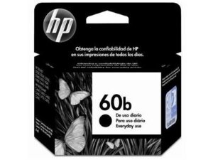 Cartucho Original Hp 60 Preto Cc636wb Every Day