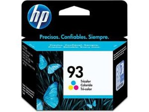 Cartucho Original Hp 93 Tricolor C9361wb