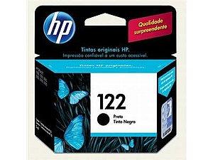 CARTUCHO ORIGINAL HP 122 PRETO CH561HB