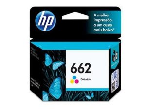 CARTUCHO ORIGINAL HP 662 COLOR CZ104AB