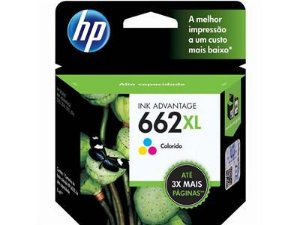 cartucho original hp 662xl tri-color - cz106ab