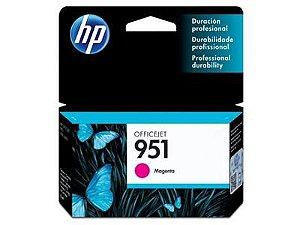 CARTUCHO ORIGINAL HP 951 MAGENTA CN051AB