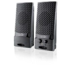 Caixas De Som Speaker 2.0 Mod 003 Preto Usb Multilaser Sp050