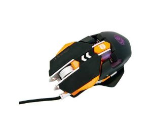 Mouse gamer dazz thundertank 6200dpi