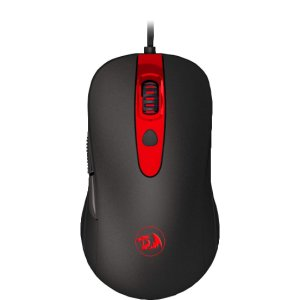 Mouse redragon gamer cerberus m703 6 botoes rgb 7200 dpi