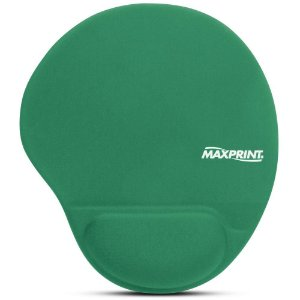 BASE P/ MOUSE APOIO GEL VERDE MAX