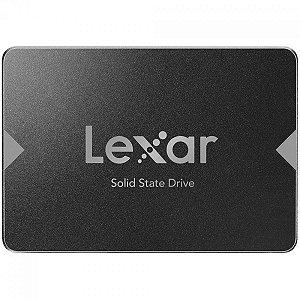 HD SSD LEXAR 512GB 2.5 SATA III LNS100-512RBNA