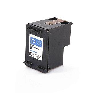 Cartucho De Tinta Hp 60xl Black Multilaser Pp060