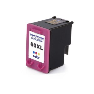 Cartucho De Tinta Hp 60xl Color Multilaser Pp061