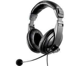 Headset giant c/ microfone flexivel eearpad multilaser ph049