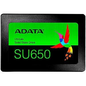 HD SSD ADATA SU650  120GB ASU650SS-120GT-R