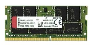 MEMORIA RAM NOTEBOOK/LAPTOP DDR4 16GB KINGSTON 2400 MHZ SODIMM KVR24S17D8/16