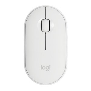 mouse pebble m350 branco logitech