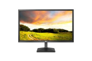 "Monitor lg 19.5"" led d-sub e hdmi vesa 75x75mm preto"