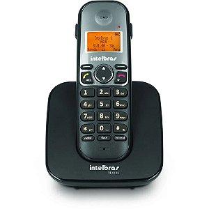 TELEFONE SEM FIO INTELBRAS TS 5120 VIVA VOZ E ENT. PARA FONE