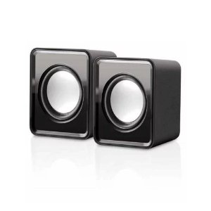Caixa De Som 2.0 Mini 3w Rms Multilaser Sp151