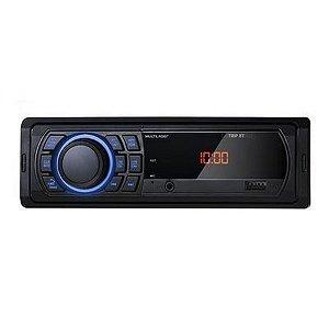 Auto Radio Trip Bt Mp3 4x25wrms Fm/usb/aux P3344
