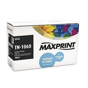 Cartucho Toner Maxprint Compativel Brother Preto Tn-1060
