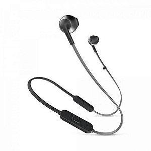Fone De Ouvido Bluetooth T205bt Jbl Preto