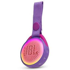 Caixa De Som Portátil Jbl Jr Pop Bluetooth 3w Rms
