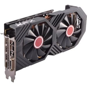 Placa de video amd rx 580 8gb oc+ gts edition ddr5 1386mhz