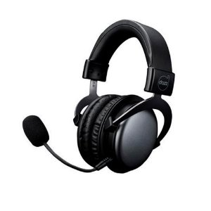 Headset Viper Black 3.5mm P3 Dazz