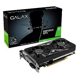 Placa De Video Gtx1650 4gb Ex 1click Oc G6 128b Galax