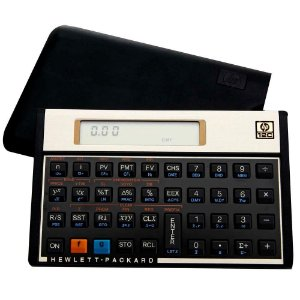 Calculadora Hp Financeira Hp 12c