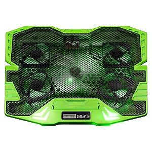 Warrior Zelda Cooler Gamer Com Led Verde Ac292