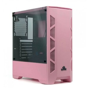 Gabinete Redragon Starscream Rosa Gc-610p